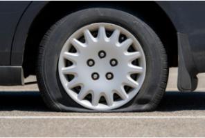 flat tire2